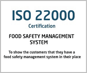 ISO 22000 Certification UAE