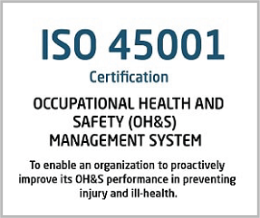 ISO 45001 Certification UAE