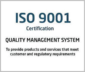 ISO 9001 Certification UAE