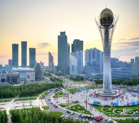 Best ISO consultants in Kazakhstan