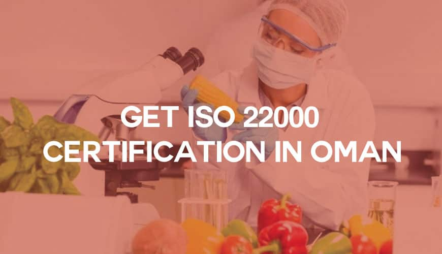 iso 22000 certification in oman