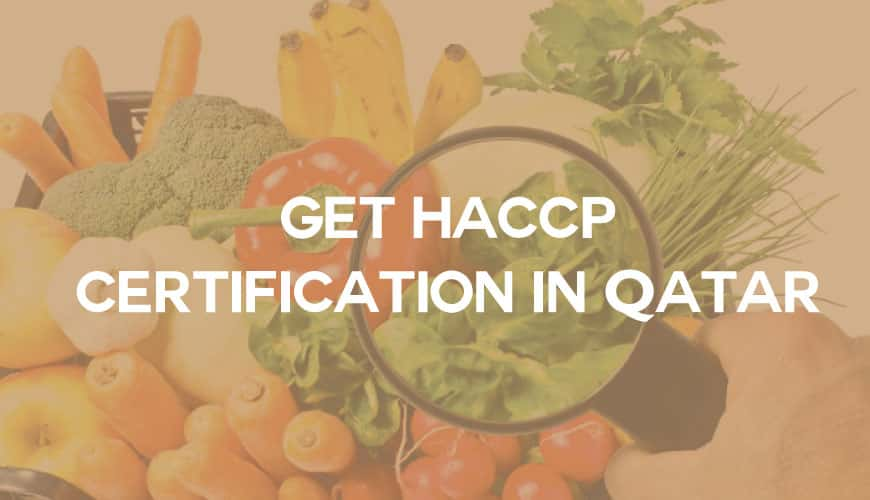 haccp certification in qatar