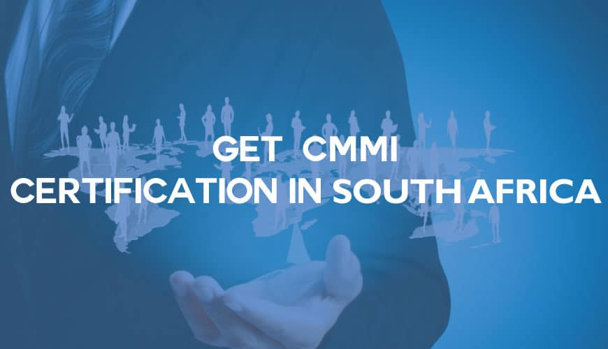 cmmi certification in south africa