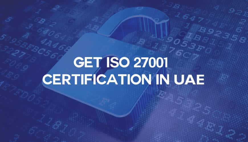 iso 27001 certification in uae